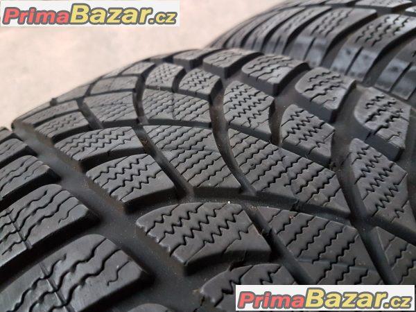 2xpneu Dunlop sp sport 3d vzorek 70% 225/55 r16 95h