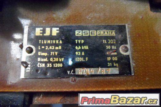 Tlumivka,71V-93A-váha 31kg.
