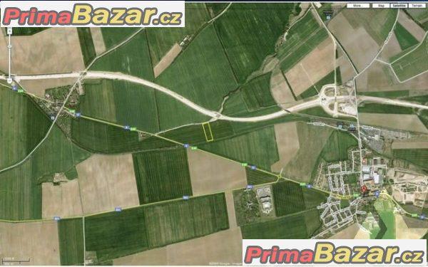 Prodej pozemku - orná půda 6 051m2 v KÚ Jeneč u Prahy