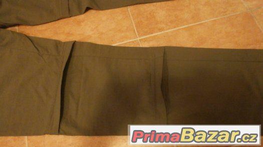 Pánské kalhoty zn. O´coll, vel. L, odepínací nohavice - nové