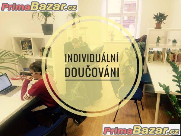 ✎ Kvalitní doučování v Praze