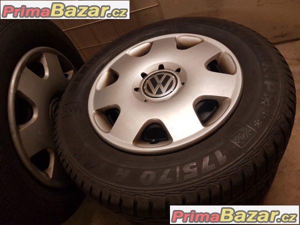 plechové disky VW Fabia 6Q0601027 5x100 5jx14 et35