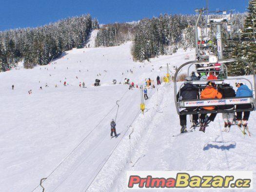 CELODENNÍ SKIPAS pre 1 osobu v Snowparadise Veľká Rača