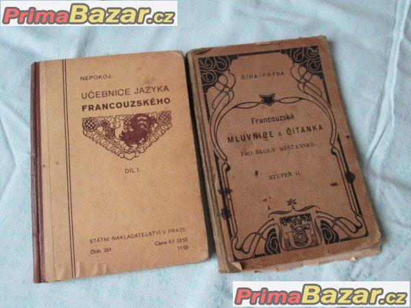 Francouzské učebnice