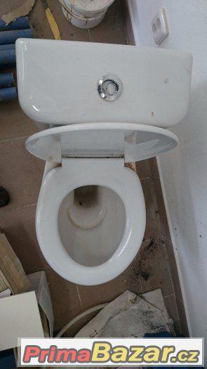 WC záchod kombi