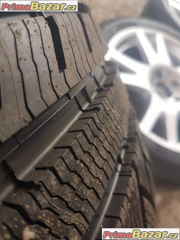 nové nepoužité alu kola Mercedes BBS A2194010002 CLS W 219 germ 5x112 8.5jx17 et28