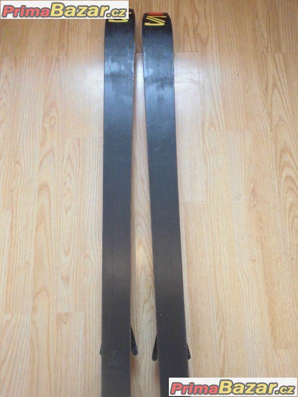 Carvingové lyže Salomon