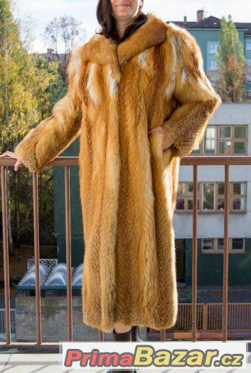 Prodám krásný pravý kožich z lišky 094f45afad