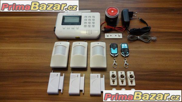 GSM alarm bezdrátový