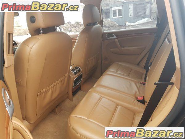 Prodám Porche Cayenne Turbo 4.5 V8 r.v.2005