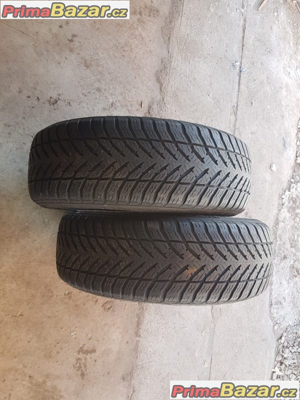 2xpneu Goodyear Eagle ultra vzorek 50% 185/60 r1