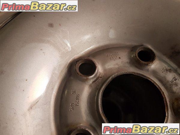 plechove disky s pneu Semperit speed grip 2