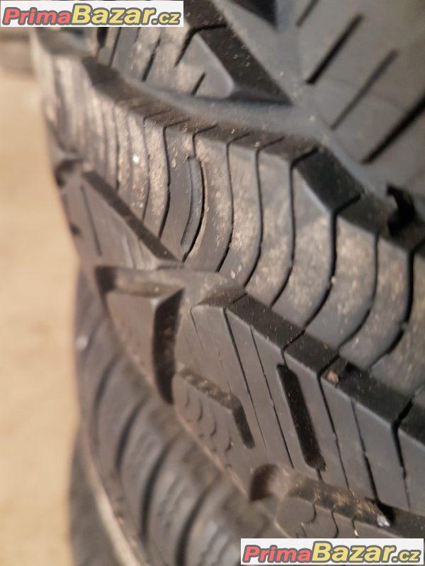 plechové disky s pneu 5x100 6Q0601027R 5jx14 et35