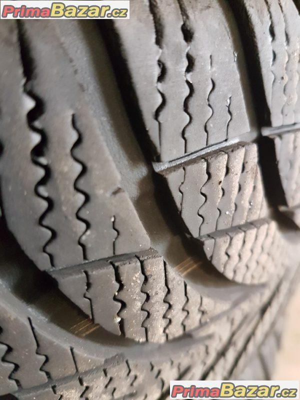 zanovni plechové disky r.v.2015 s pneu Goodyear ultra 7 2K3601027 5x112 6jx16 et50