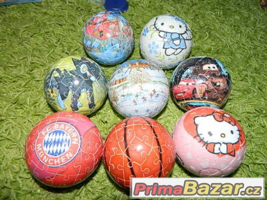 puzzle-ball-vanoce-hello-kitty-pokemon-cars