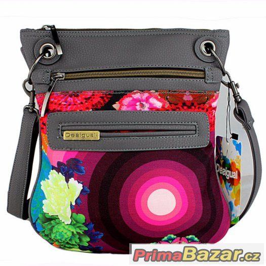Nová kabelka DESIGUAL ba8f1c9880a