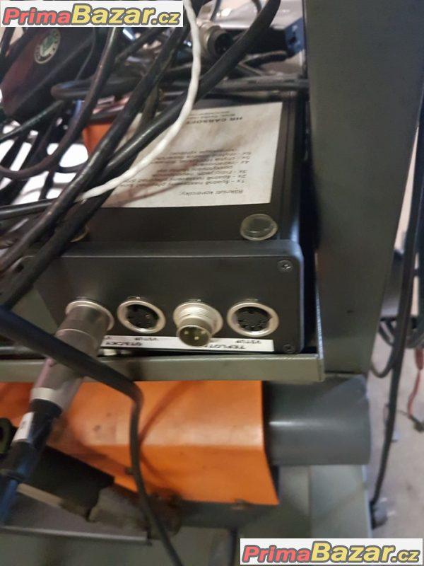Analyzátor výfukových plynů AVL DiGAS 440