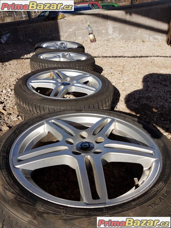 zanovni alu sada Diewe wheels germ. 5x112  7jx17 et47