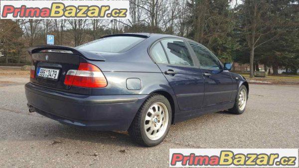 Bmw e46 316 facelift r.v. 2002 naj 200t