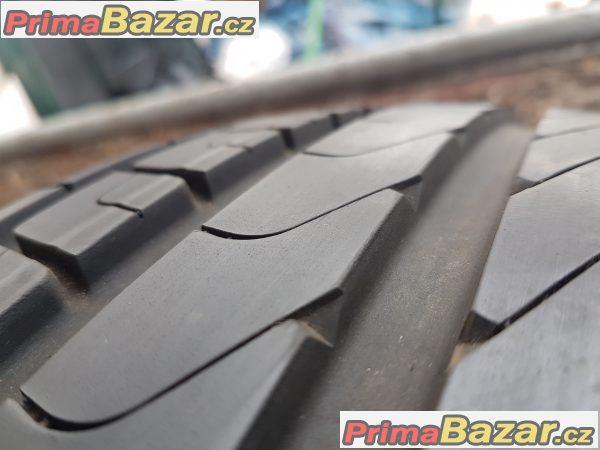 zanovni sada alu kola VW s pneu 98% 7P6601025 5x130 7.5jx17 et50