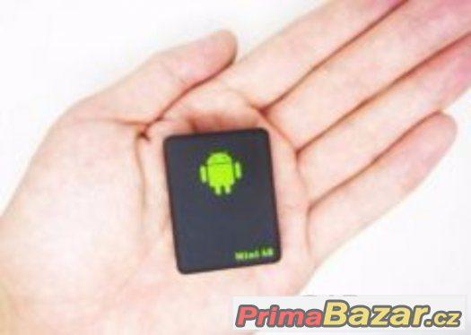 Nejmenší sledovací GPS zařízení na světě Mini A8