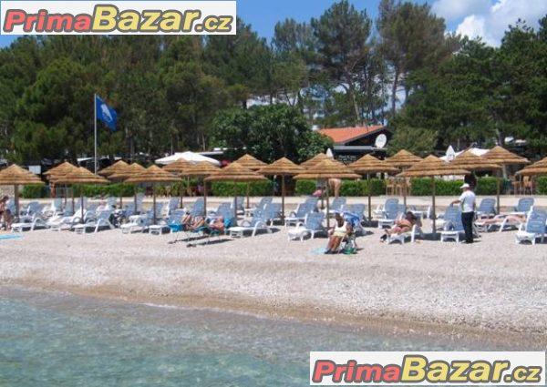 Zažijte nevšední dovolenou - kempy Chorvatsko