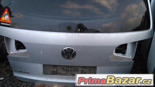 VW touran 03-12 caddy