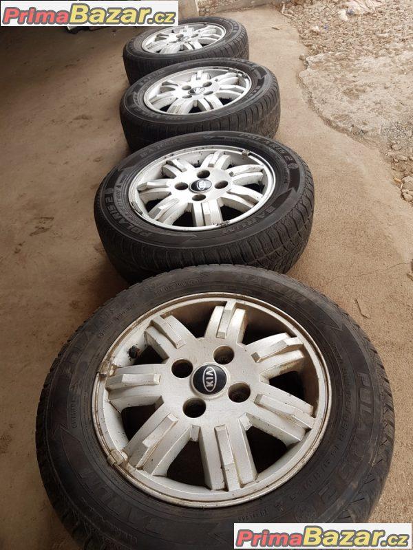 alu kola sada Kia K9965 4x114.3 6jx15 et45