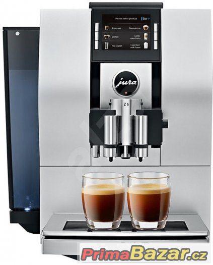 Kávovar Jura Impressa Z6 - TOP MODEL výrobce