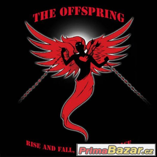 Prodám CD -  The Offspring – Rise And Fall, Rage And Grace