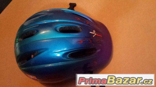 Dětská helma na kolo