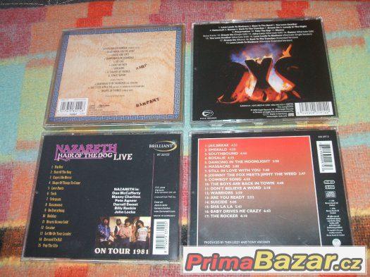 CD-ELF-Dio,I.MAIDEN,NAZARETH,P.FLOYD,BTO,KISS,atd.