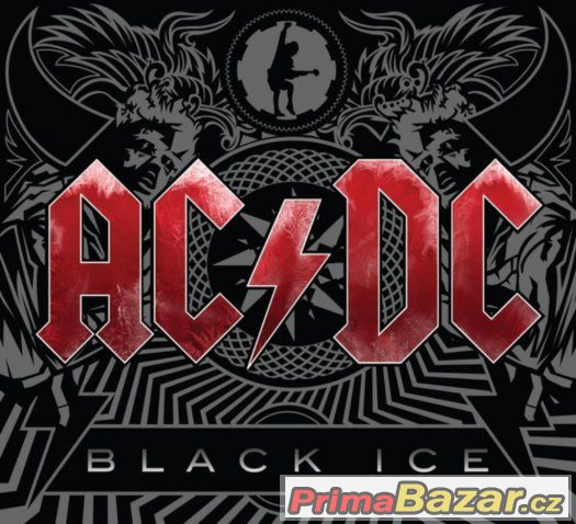 Prodám CD -  AC/DC ‎– Black Ice  (digipack)
