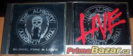 Prodám CD -  The Almighty  2x CD