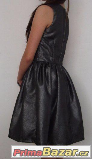 Luxusní dívčí šaty H&M, vel. 152