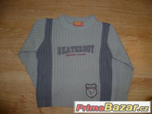 dětský svetr vel.110