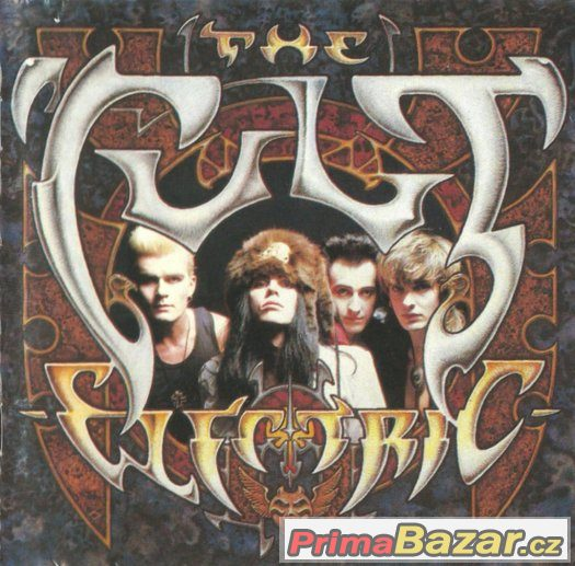 Prodám CD -  The Cult – Electric