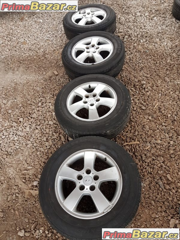 sada alu kola Hyundai 62910 5x114.3 6.5jx16