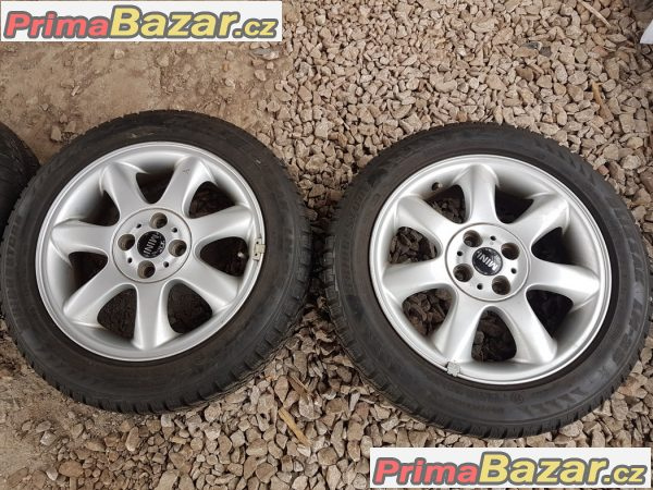 sada alu kola mini cooper one 6787238 4x100 6.5jx16 is48