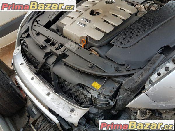 na díly Volkswagen Phaeton 5.0 V10 Tdi 230tis motor je plně funkční