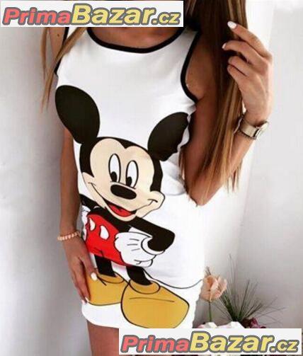d06ed4c3da9e Dámské šaty Minnie a Mickey