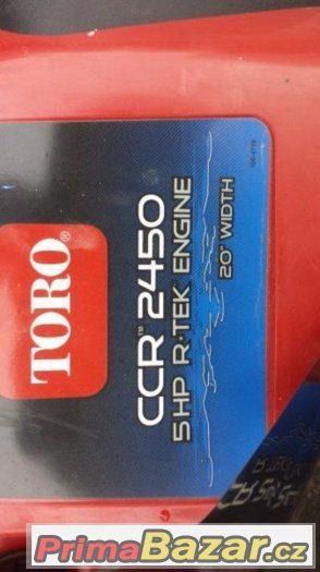 Sněhová fréza TORO CCR 2450,neeeejlepší cena
