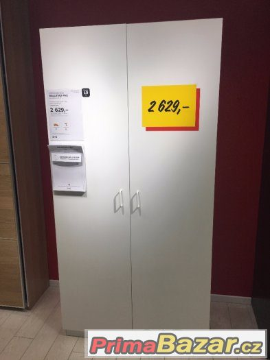 IKEA skříň, bílá