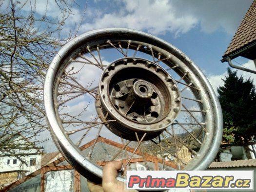 Zadni Kolo Jawa 250/350 Velka Kyvacka