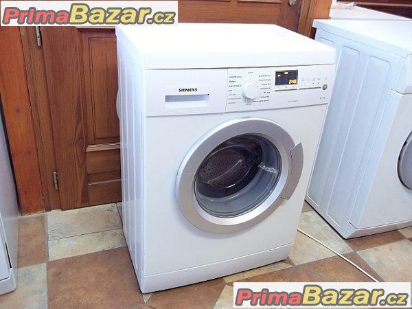 Pračka SIEMENS - až 1200 otáček, úzká - SLIM