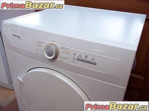 Sušička prádla CONSTRUCTA energy - kondenzační
