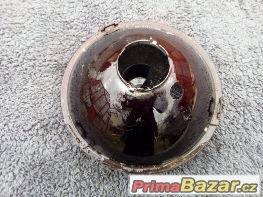 Parabola ze sklem na Jawa 634