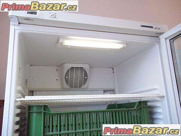 Prosklená lednice chladnice LIEBHERR UKS 5002