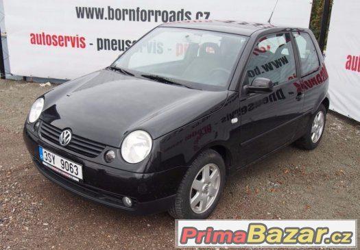 Volkswagen Lupo 1.4 55kw