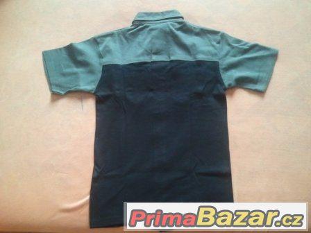 Košilové tričko Kawasaki vel. M